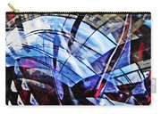 Glass Abstract 219 Carry-all Pouch