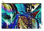 Glass Abstract 687 Carry-all Pouch