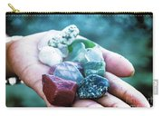 Glass And Stone Carry-all Pouch