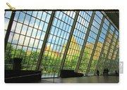 Glass Atrium Architecture Carry-all Pouch