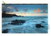 Glass Beach Dawn Carry-all Pouch
