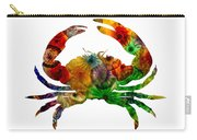 Glass Crab Carry-all Pouch