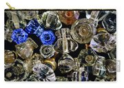 Glass Knobs Carry-all Pouch