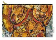 Glass Lady Carry-all Pouch by Sarah Loft