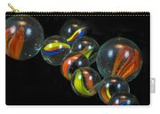 Glass Marbles Carry-all Pouch
