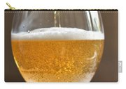 Glass Of Lager Carry-all Pouch