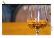 Glass Of Wine Carry-all Pouch