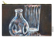 Glass Vases-still Life Carry-all Pouch