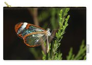 Glasswinged Butterfly Carry-all Pouch