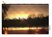 Glassy Dawn Carry-all Pouch