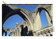 Glastonbur Abbey 2 Carry-all Pouch