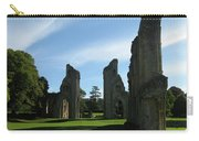 Glastonbury Abbey 3 Carry-all Pouch