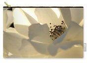 Gleaming White Carry-all Pouch