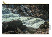 Glen Alpine Falls 9 Carry-all Pouch