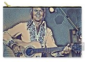 Glen Campbell Abstract Carry-all Pouch