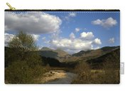 Glen Strontian And The River Strontian Sunart Western Highlands Scotland Carry-all Pouch