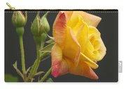 Glenn's Rose Carry-all Pouch