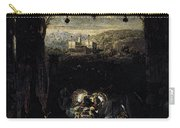 Gleyre Charles Gabriel The Queen Of Sheba Carry-all Pouch