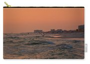Gliding The Beach Carry-all Pouch