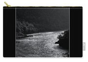 Glimmer On The Ganges Carry-all Pouch