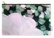 Glimmering Petals Carry-all Pouch