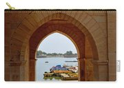 Glimpse Of Gadisar Lake Carry-all Pouch
