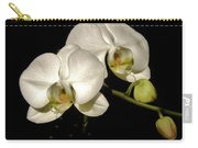 Glissoning Orchids Carry-all Pouch
