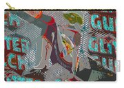 Glitter Gulch Cowgirl Carry-all Pouch