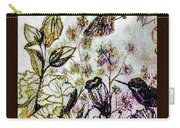 Glittering Hummingbirds Carry-all Pouch