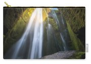 Gljufrabui Iceland Waterfall Carry-all Pouch