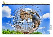 Globe At Columbus Circle Carry-all Pouch