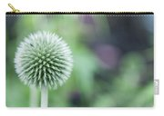 Globe Thistle Carry-all Pouch