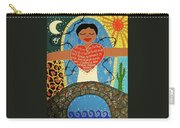 Gloria Anzaldua Carry-all Pouch