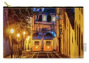 Gloria Funicular, Lisbon, Portugal Carry-all Pouch