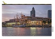 Gloria Visiting Tampa Carry-all Pouch
