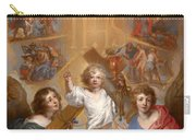 Glorification Of The Name Of Jesus Carry-all Pouch