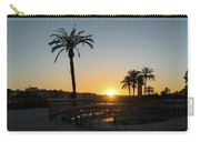 Glorious Sevillian Sunset With Palms Carry-all Pouch