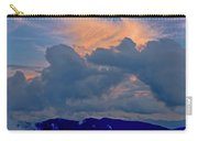 Glory Of Sunset Carry-all Pouch