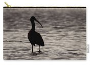 Glossy Ibis Carry-all Pouch