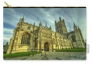 Gloucester Cathedral  Carry-all Pouch
