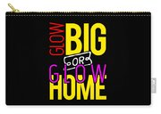 Glow Birthday Party Apparel Carry-all Pouch