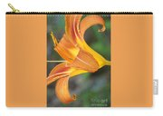 Glow Of A Lily Carry-all Pouch