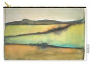 Glow Of The Prairie Carry-all Pouch
