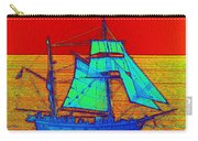 Glow Ship 3 Photograph Carry-all Pouch