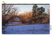 Glowing Cottonwoods Carry-all Pouch