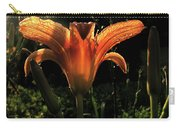 Glowing Day Lily Carry-all Pouch