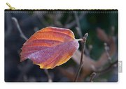 Glowing Leaf Carry-all Pouch