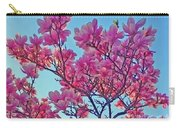Glowing Magnolia Carry-all Pouch