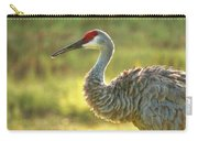 Glowing Marsh Sandhill Carry-all Pouch