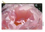 Glowing Pink Rose Flower Giclee Prints Baslee Troutman Carry-all Pouch